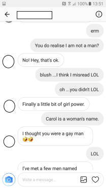 1 instagram gay man 2